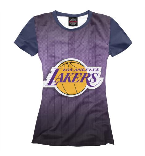 Футболка Print Bar Los Angeles Lakers mlb major league baseball la los angeles dodgers wood pencils