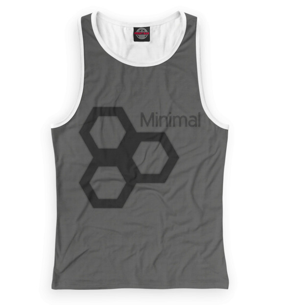 Купить Женская майка-борцовка Trance MUS-950474-mayb-1