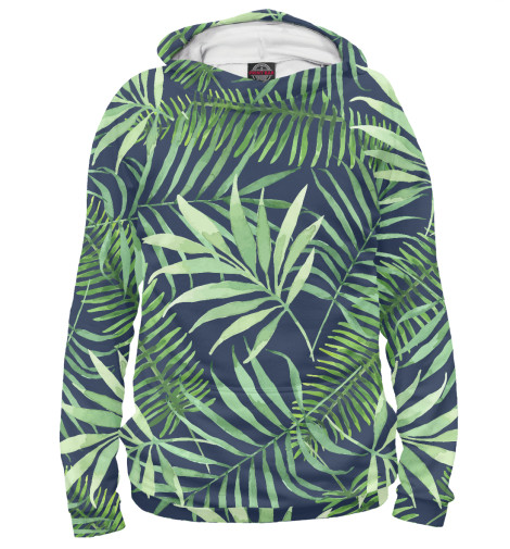Худи Print Bar Tropical свитшот print bar tropical style