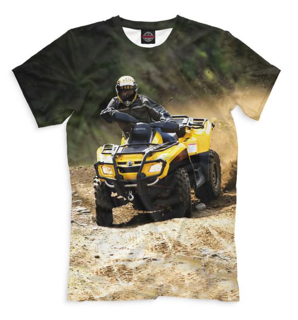Купить Мужская футболка Квадроцикл OUT-368153-fut-2