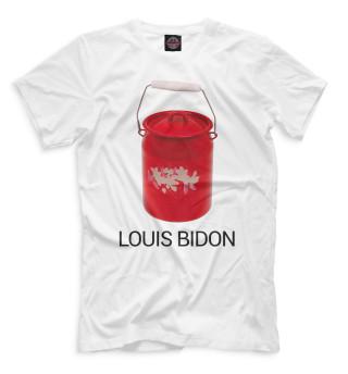 Футболка Louis Bidon