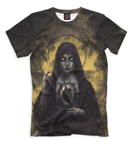 Купить Мужская футболка Хоррор HOR-474556-fut-2