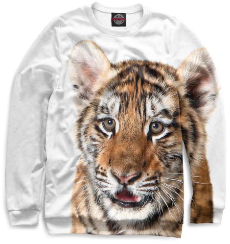 Мужской свитшот Тигр