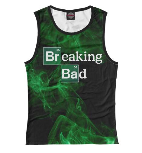 Майка Print Bar Breaking Bad breaking bad официальное издание сериала во все тяжкие