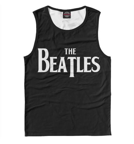 Майка Print Bar The Beatles бренда старр