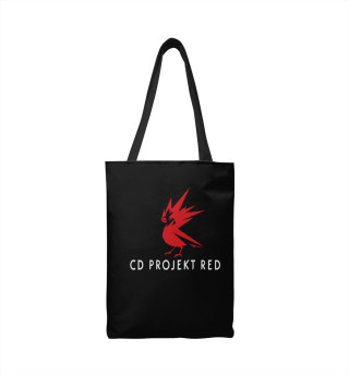 Сумка-шоппер CD Project Red