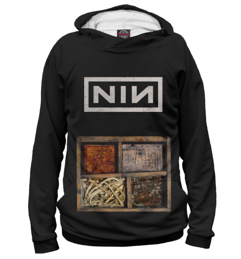 Худи Print Bar Nine Inch Nails туфли nine west nwomaja 2015 1590