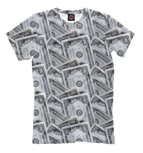 все цены на Футболка Print Bar Dollar