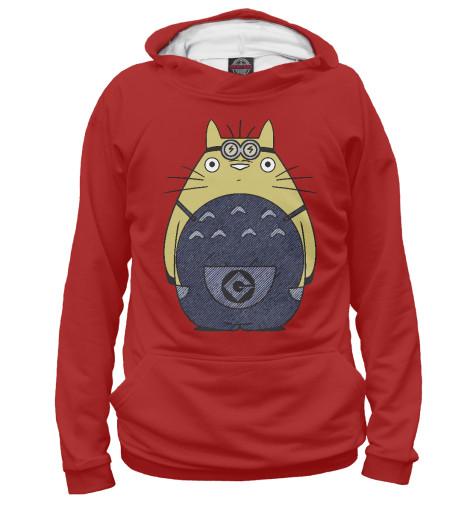 Худи Print Bar Minion Totoro худи print bar bear totoro