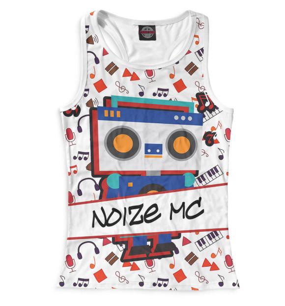 Женская майка-борцовка Noize MC NMC-956887-mayb-1  - купить со скидкой