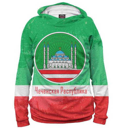 Купить Женское худи Чечня CHN-143497-hud-1
