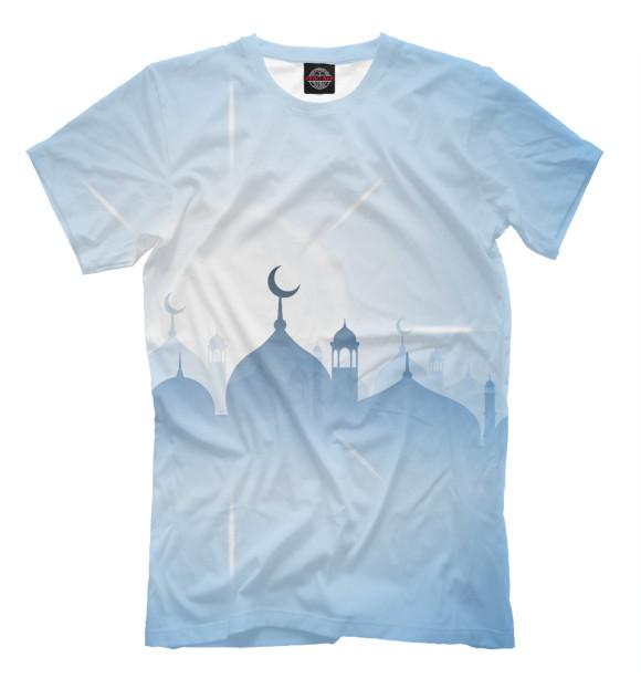 Купить Мужская футболка Рассвет ISL-156181-fut-2