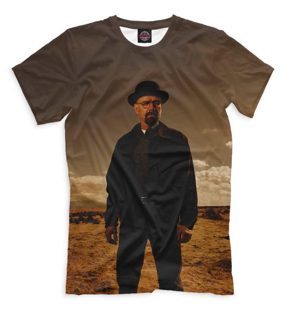 Купить Мужская футболка Хайзенберг VVT-788283-fut-2
