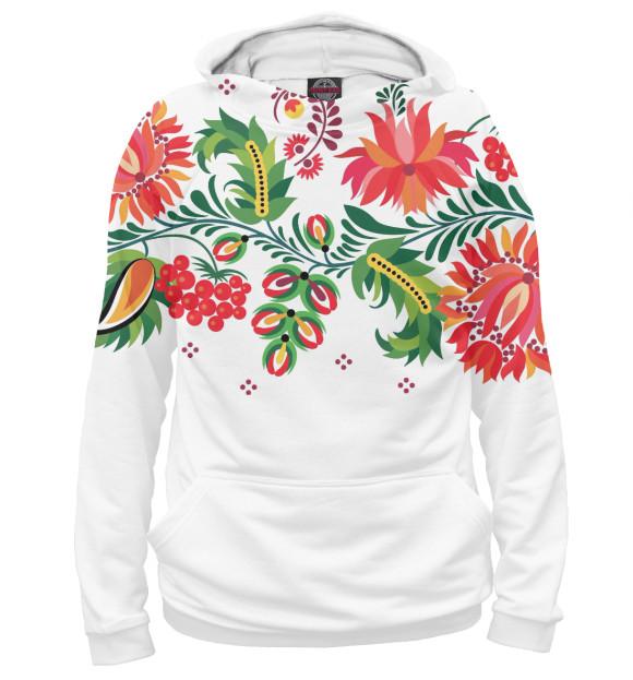 Купить Женское худи Хохлома VSY-105654-hud-1