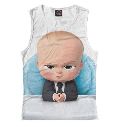 Майка Print Bar Boss Baby boss orange толстовка