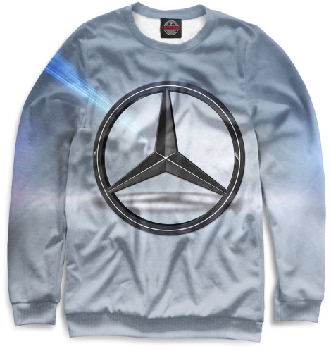 Мужской свитшот Mercedes-Benz
