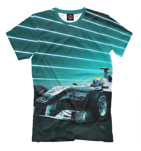 Купить Мужская футболка Formula 1 SPC-477925-fut-2