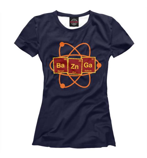 Купить Футболка для девочек Bazinga TEO-697135-fut-1