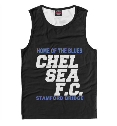 Майка для мальчика Chelsea CHL-699596-may-2  - купить со скидкой
