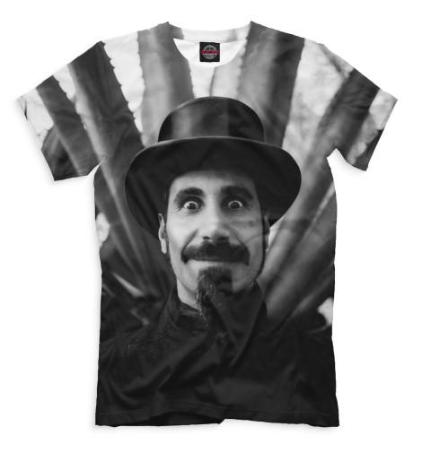 Мужская футболка Серж Танкян