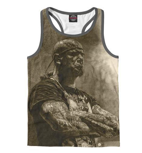 Майка борцовка Print Bar Phil Anselmo футболка print bar pantera phil anselmo