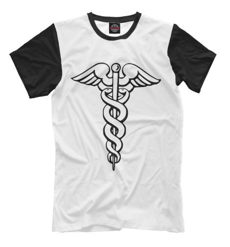 Купить Мужская футболка Мед VRC-261714-fut-2