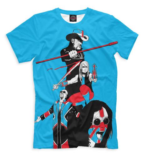 Купить Мужская футболка Motorhead MOT-357082-fut-2