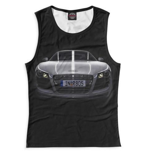 Женская майка Audi R8