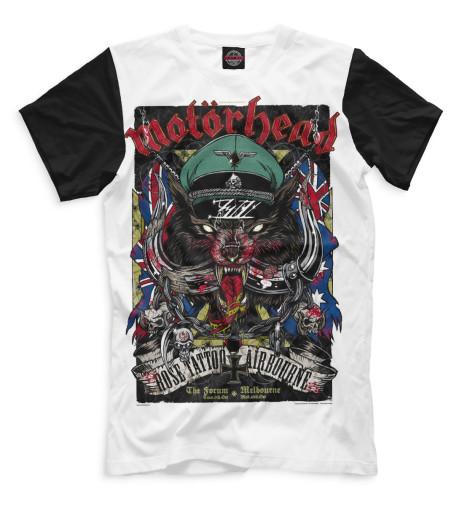 Купить Мужская футболка Motorhead MOT-122320-fut-2