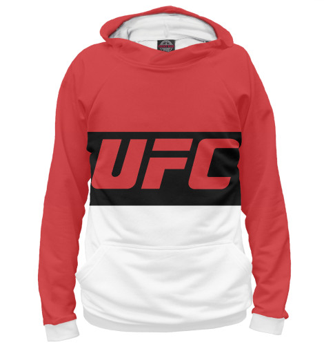Худи Print Bar UFC RED ufc 2 ps4