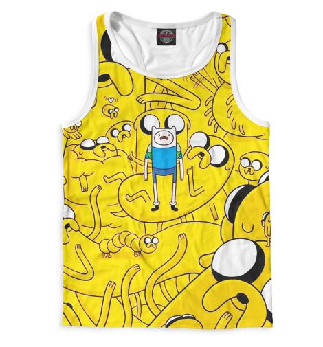 Купить Мужская майка-борцовка Adventure Time ADV-594999-mayb-2