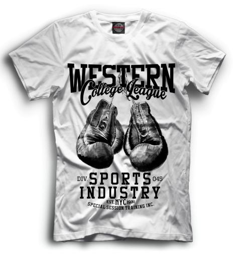 Мужская футболка Western