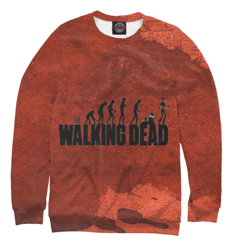 Свитшот Print Bar The Walking Dead худи print bar the walking dead