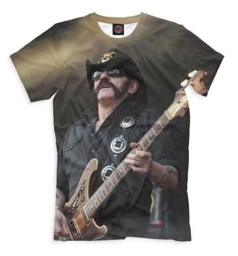 Купить Мужская футболка Motorhead MOT-521089-fut-2
