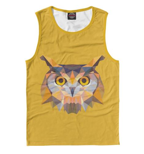 Купить Майка для мальчика The Owl APD-299241-may-2