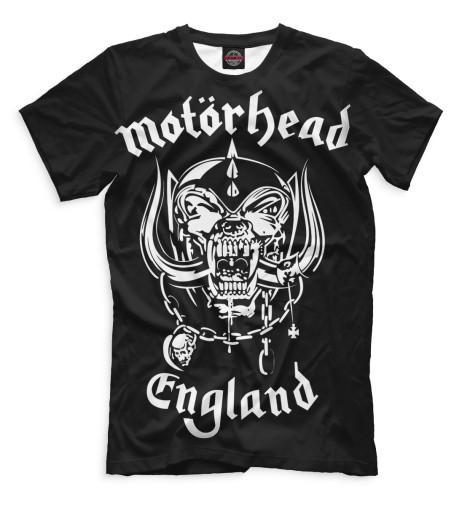 Купить Мужская футболка Motorhead MOT-574347-fut-2