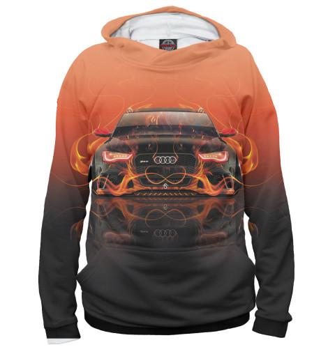 Женское худи Audi RS6