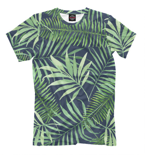 Футболка Print Bar Tropical свитшот print bar tropical style