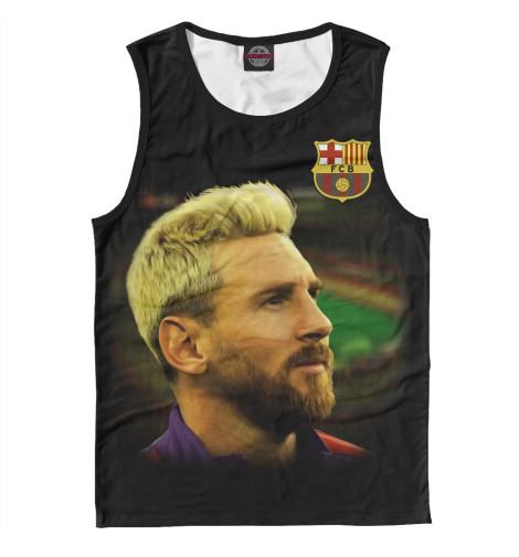Майка Print Bar Messi king Leo print bar messi logo