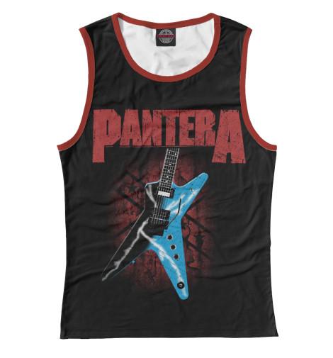 Майка Print Bar Pantera pantera pantera reinventing hell the best of pantera cd dvd