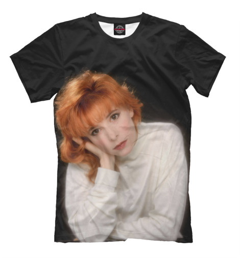 Футболка Print Bar Mylene Farmer cd mylene farmer les mots