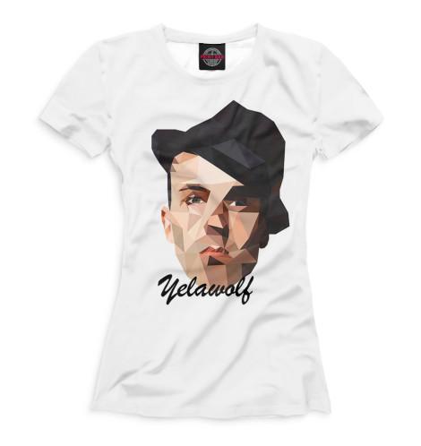 Женская футболка Yelawolf