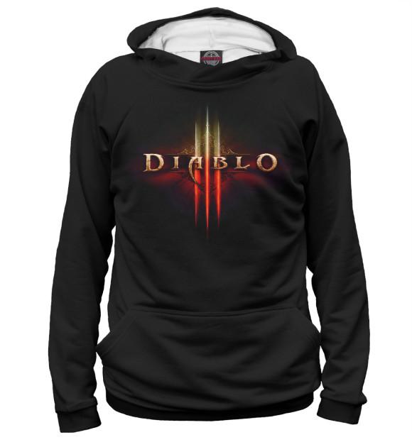 Купить Мужское худи Diablo DIO-802389-hud-2