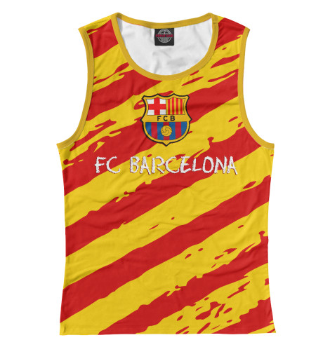 Майка Print Bar FC Barcelona поло print bar barcelona trio