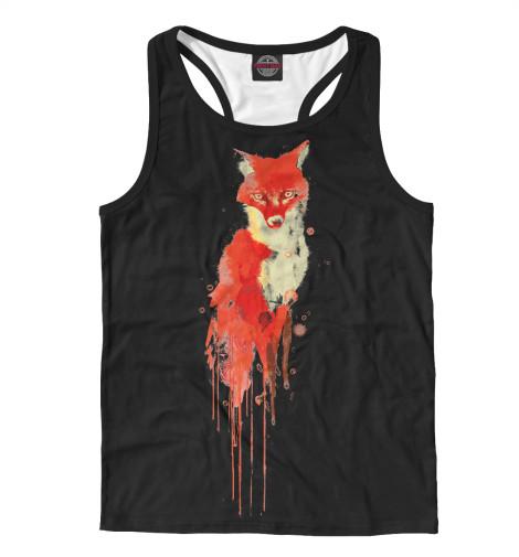 Купить Майка для мальчика Акварельная Лиса FOX-719093-mayb-2