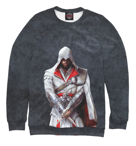 Свитшот Print Bar Assasin's Creed Ezio Collection свитшот print bar pixel ezio