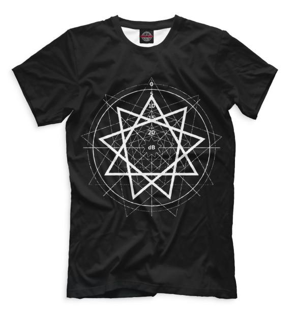 Купить Мужская футболка Slipknot SLI-698665-fut-2