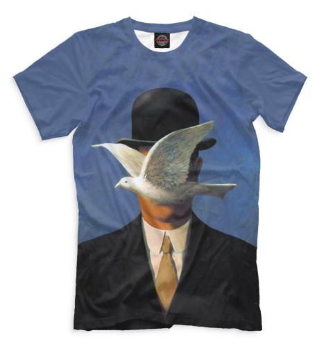 Мужская футболка Рене Магритт