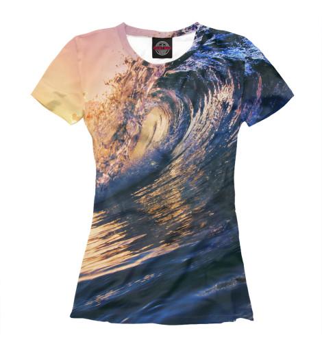 Футболка Print Bar Морская волна футболка print bar shogun assassin
