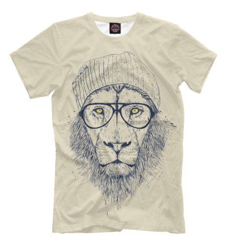 Купить Мужская футболка Лев HIP-850917-fut-2
